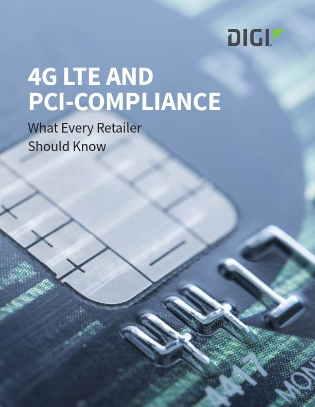4G LTE and PCI-Compliance: What Every Retailer Should Know