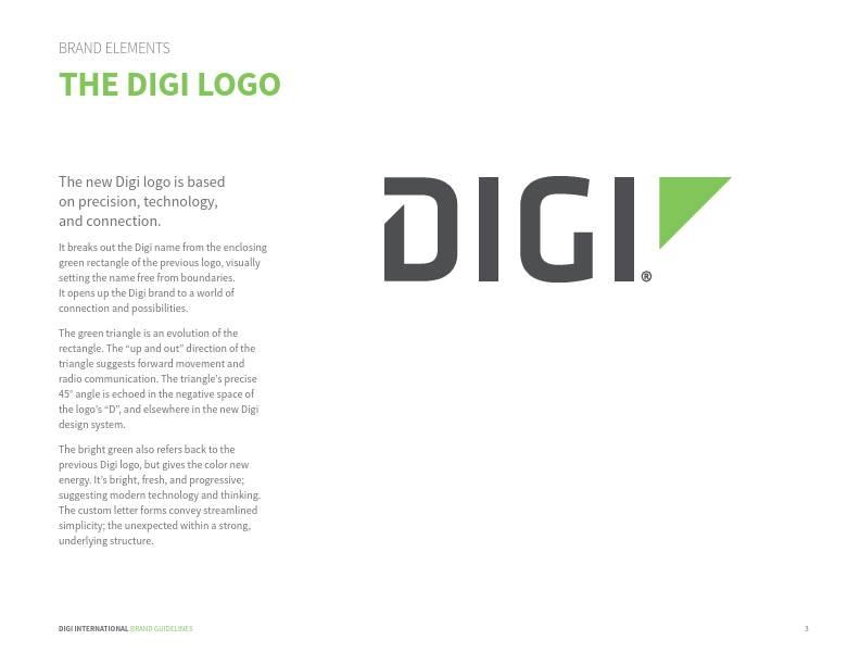 Digi and Digi XBee logo use guidelines