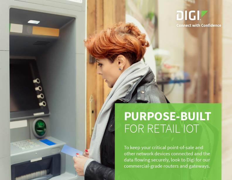 Purpose-built for Retail IoT