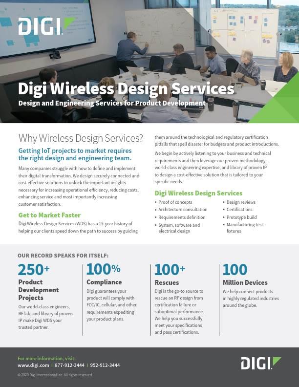 Digi Wireless Design Services