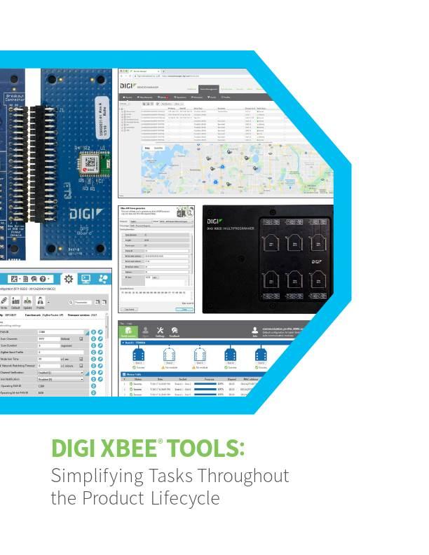 Digi XBee Tools Datasheet