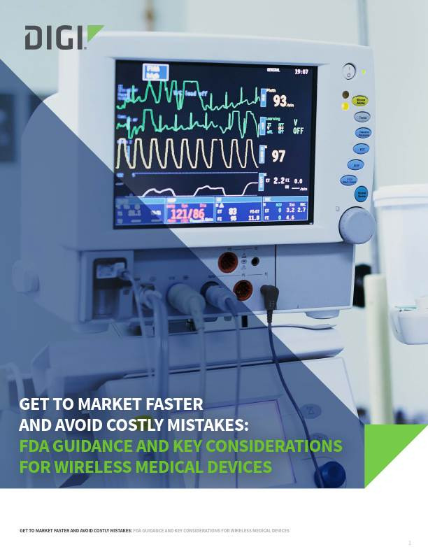 FDA Guidance for RF Wireless Medical Devices