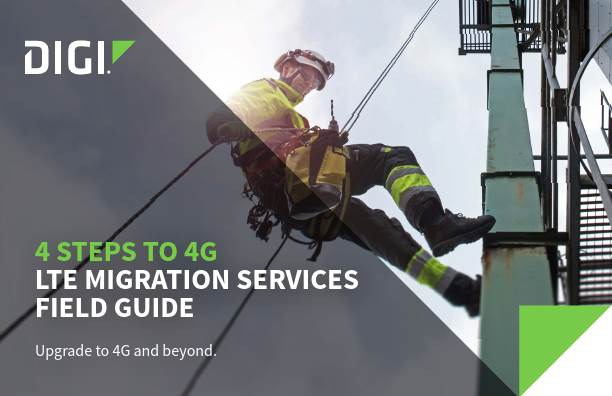 4 Steps to 4G: LTE Migration Services Field Guide
