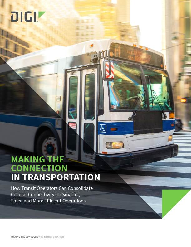 Smart Transportation: IoT Solutions for Transportation Management Systems cover page