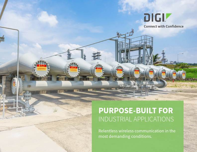 Purpose-built for Industrial Applications