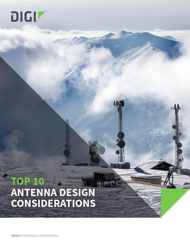 Top 10 Antenna Design Considerations