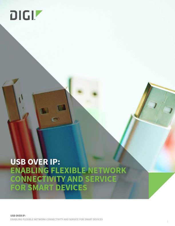 USB Over IP White Paper