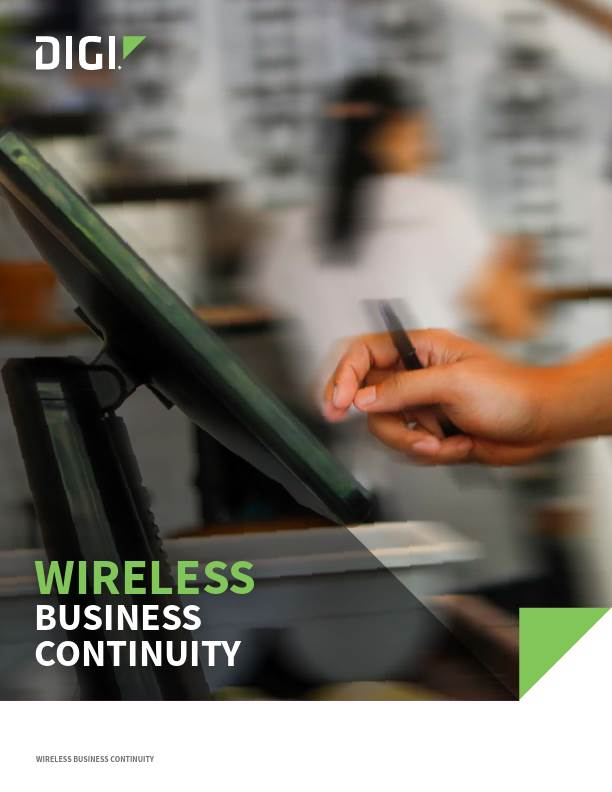 Wireless Business Continuity White Paper