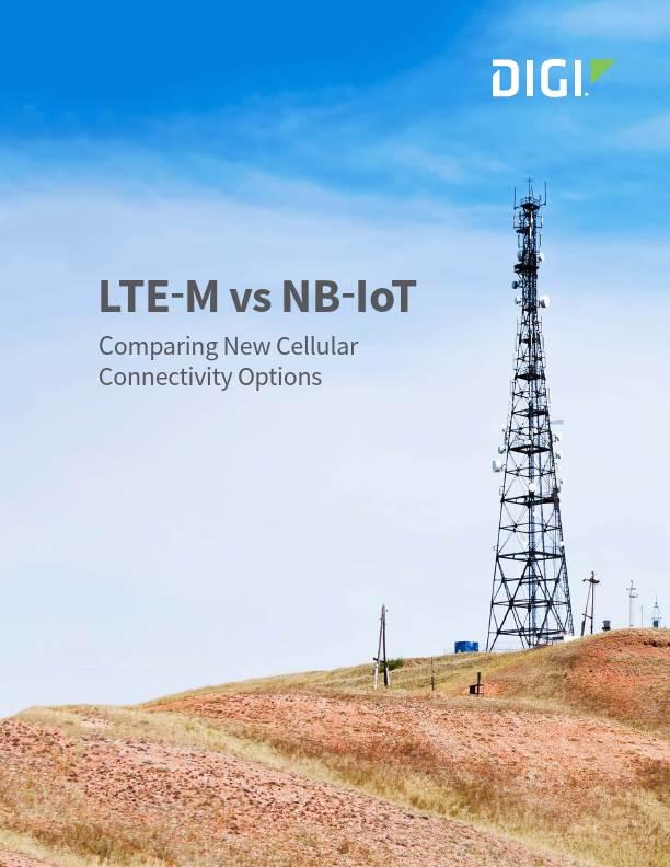 LTE-M vs NB-IoT White Paper
